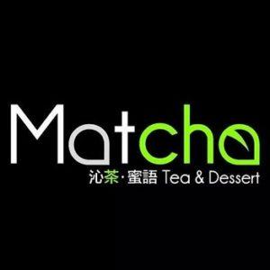 Matcha Tea & Desert